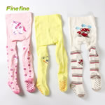 Newborn Infant Baby Tights With Feet
