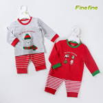 Baby Boy Pajamas For Christmas