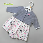 America Style Newborn Girl Baby Clothes