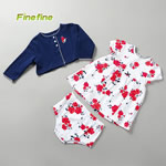 Soft Cotton Boutique Baby Girl Clothing